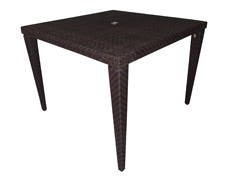 "Soho 40"" Square Dining Table (903-3309-JBP)"