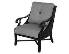 Somerset Wicker Lounge Chair A145100-02-FCCE