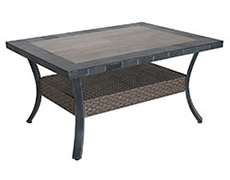 Belize Coffee Table V023244-01-TRLN