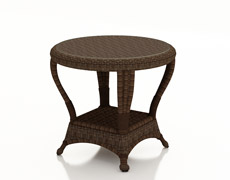 Winslow Round End Table FP-WIN-ET-CO